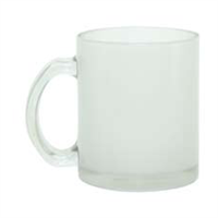 Picture of 10 oz Frosted Glass Mug