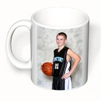 Picture of 11 oz White Ceramic Mug