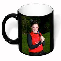 Picture of 11 oz Black Ceramic Mug