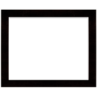 Picture of Display Mat Folder 8x10 Black