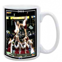 Picture of 15 oz White Ceramic Mug