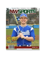 Picture of Sports Magazine Cover