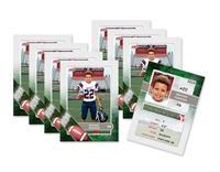 Picture of Set of 8 Pro Cards